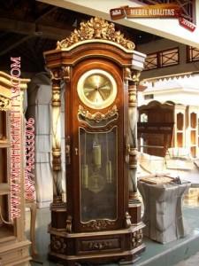menjual almari jam hias gengan harga lokal kualitas ekspor. almari jam hias sangat  dapat digunakan pada masjid, rumah pribadi.