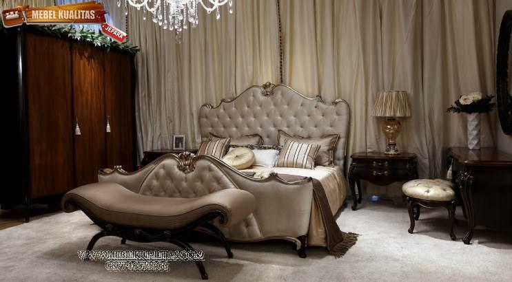kamar tidur set mewah klasik