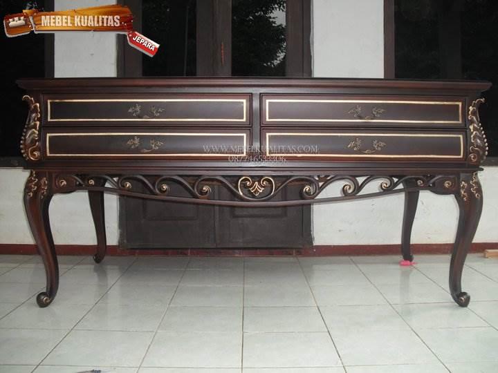 Meja klasik | meja antik | meja kantor