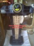 Mimbar podium SBY MBR B007, Mimbar pidato SBY MBR B007, Mimbar podium Jokowi murah MBR B007, jual, harga, model, kualitas, berkualitas, terbaru, murah, ukir, jati, mewah