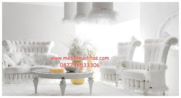 Kursi tamu sofa Altamoda KTS BG 043