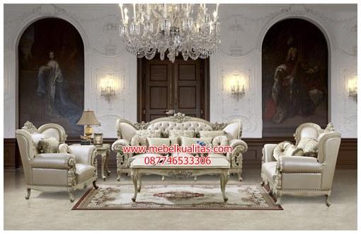 Kursi tamu sofa Infinity KTS AF035