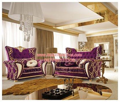 Kursi tamu sofa Prodoti KTS BO 048