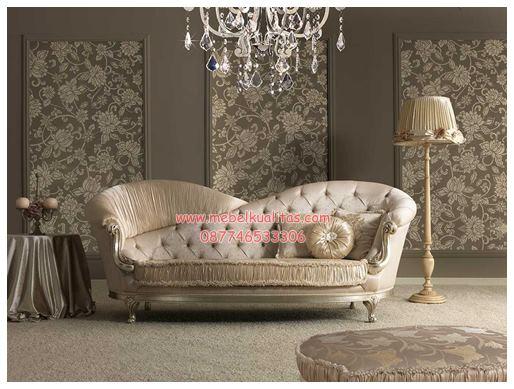 Kursi tamu sofa Silvy KTS EO 058