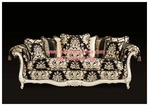 Kursi tamu sofa Venice KTS EO 056