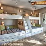 kamar tidur anak kembar KTM BB 037