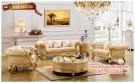 Kursi tamu sofa mewah gold KTS AE 079
