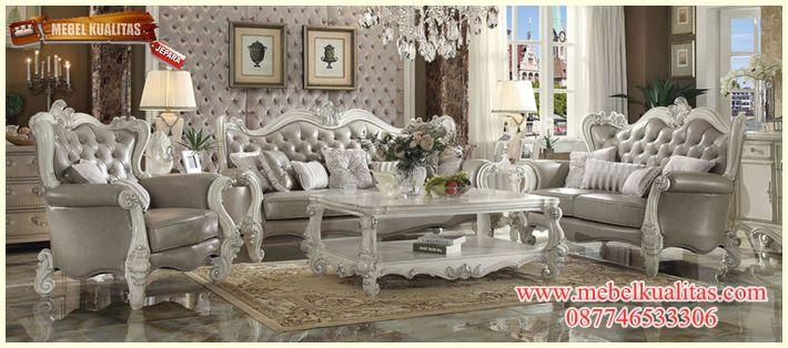 kursi tamu sofa terbaru Acme Versailles KTS BE 098