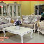 Set kursi tamu sofa klasik mewah terbaru Duco diamond KTS BO 151