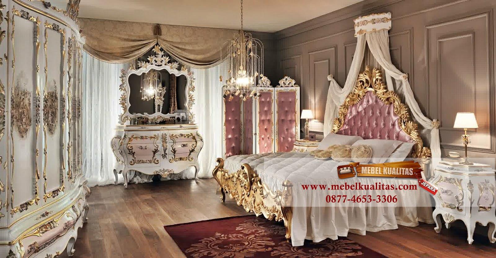 kamar tidur mewah, mebelkualitas.com, mebel jepara, kamar tidur mahoni, kamar tidur mewah jepara