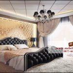 kamar tidur mewah, mebelkualitas.com, kamar tidur dewasa, kamar tidur mahoni
