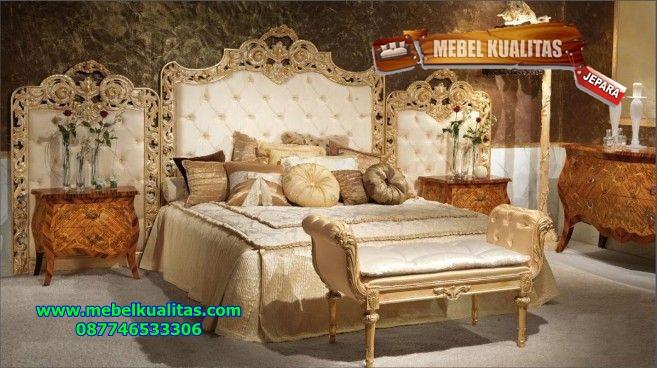 set kamar tidur mewah golden prince 149