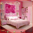 kamar tidur Set  Sweet  Girly  KTM 258
