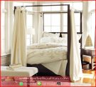 Set kamar tidur Kanopi Style Modern minimalis KTM 298