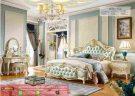 Master Bedroom Set Laurine Europe Style Mewah Model Terbaru