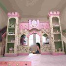 Kamar Tidur Anak Perempuan Miniatur Istana Terbaru