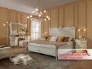 Set Kamar Tidur Mewah Putih – KTM 108
