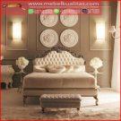 set kamar tidur simpel Natural white KTM 273