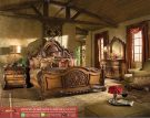 Bedroom Furniture Oldworld Jati Klasik Mewah Jepara