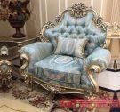 Sofa Luxury Mewah Armchair Terbaru