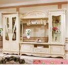 Set Bufet TV Mewah Stenka Design Furniture Mewah Terbaru