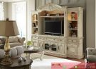 Set Bufet TV Unit Antik Model Bufet TV Jepara