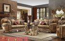 Set Kursi Tamu Sofa Ukiran Mewah Model Klasik